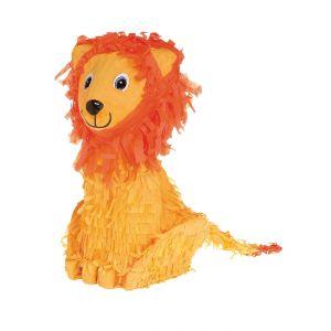 Piñata león volumen