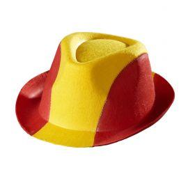 Sombrero bandera España