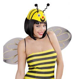 Gorro abeja