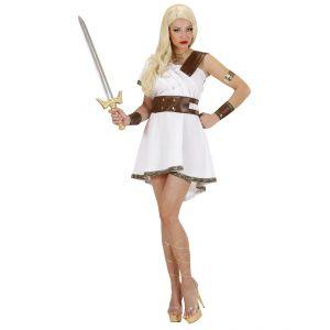 Disfraz guerrera olimpica