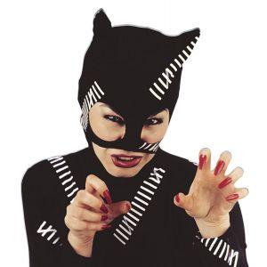 Gorro mascara gato