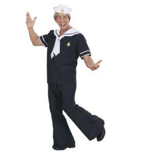 Disfraz marinero XL