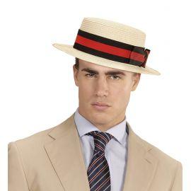 Sombrero paja deluxe