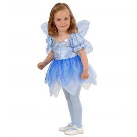 Disfraz hadita azul