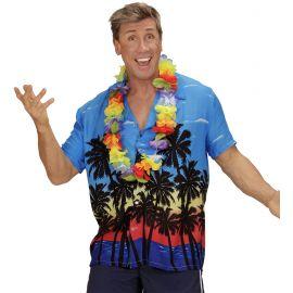 Camisa hawaiana palm beach