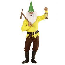 Disfraz gnomo amarillo
