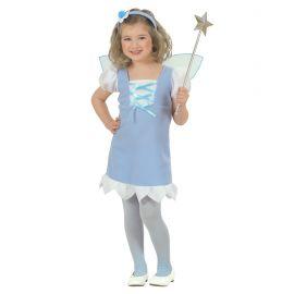 Disfraz duende azul