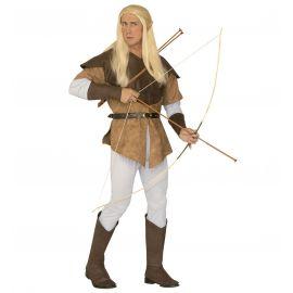 Disfraz elfo arquero