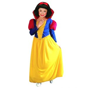 Disfraz princesa de cuento inf