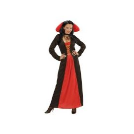 Disfraz vampiresa largo adt