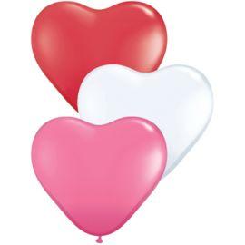 Globos corazon surt