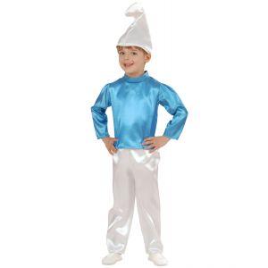 Disfraz enano azul 1-2 2-3