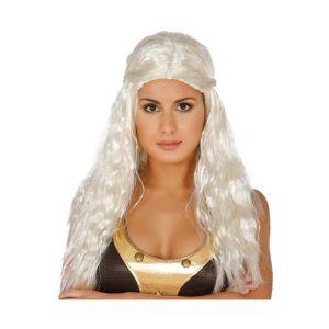 Peluca princesa de dragones