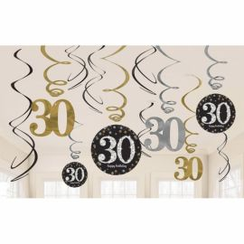 Kit decoracion 30 cumple