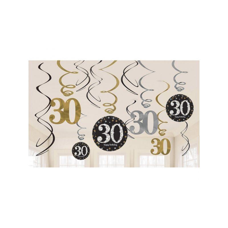 Kit decoracion 30 cumplea os for Decoracion 30 cumpleanos