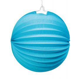 Farol azul cielo 20 cm