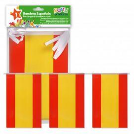 Guirnalda bandera España 5m