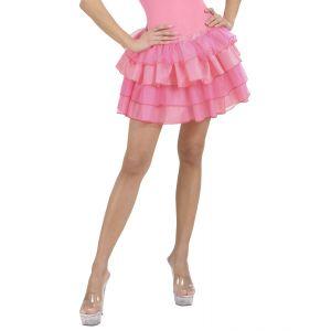 Falda fantasia rosa