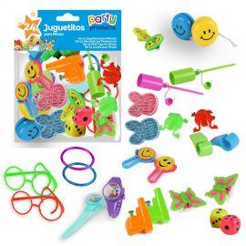 Set 24 juguetes surt
