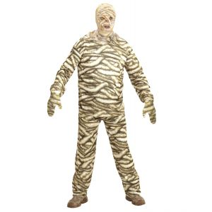 Disfraz momia widmann
