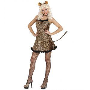 Disfraz leopardo sexy chica