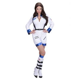 Disfraz astronauta chica