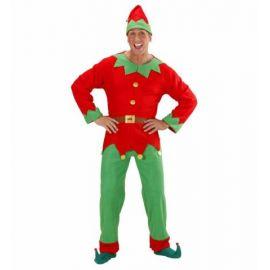 Disfraz elfo adulto w