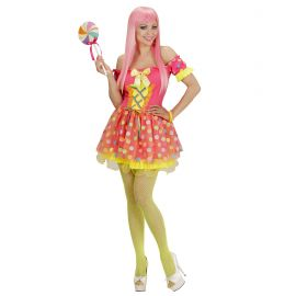 Disfraz candy girl