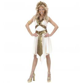 Disfraz diosa romana guerrera