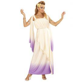 Disfraz diosa lila adt