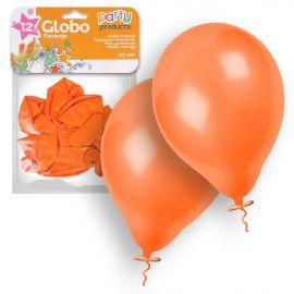 Globos pastel naranjas 12 und 23 cm