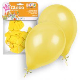 Globos pastel amarillos 12 und 23 cm