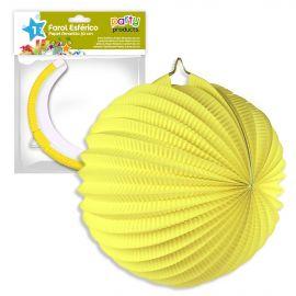 Farol 30cm amarillo