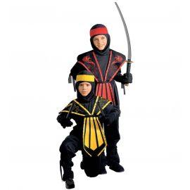 Disfraz ninja kombat inf 2 col