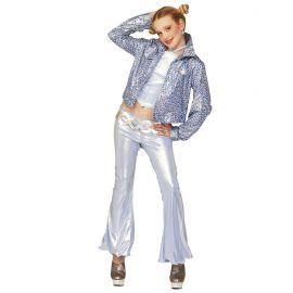 Disfraz pop star surt dos colores inf