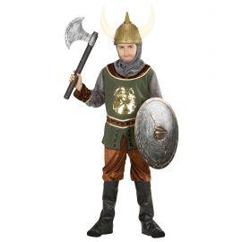 Disfraz vikingo verde inf
