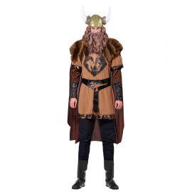 Disfraz rey vikingo