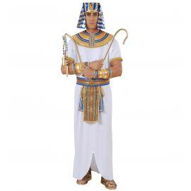 Disfraz faraon blanco