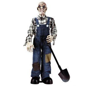 Zombie enterrador 75 cm