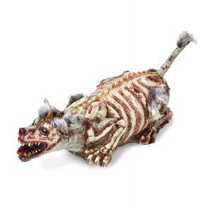 Perro zombie con pelo 94cm