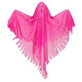 Fantasma neon rosa 45cm