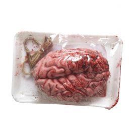 Cerebro sangriento en bote