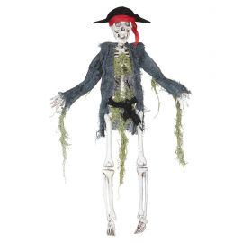 Esqueleto pirata 42 cm