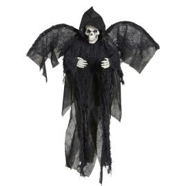 Figura la muerte con alas