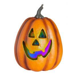 Calabaza halloween con luz led