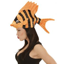 Sombrero pez naranja