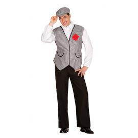 Disfraz chulapo gu adulto