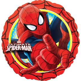 Globo helio spiderman ultimate