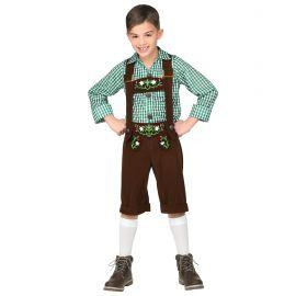 Disfraz tiroles bavaro inf