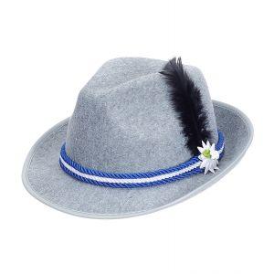 Sombrero tiroles gris
